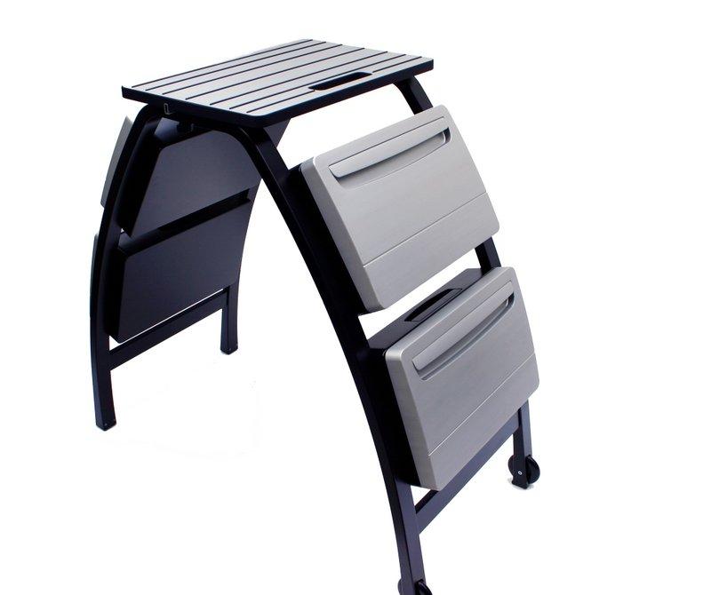 moweba mobile werkbank mit integriertem werkzeug bruno mallinger werktisch. Black Bedroom Furniture Sets. Home Design Ideas
